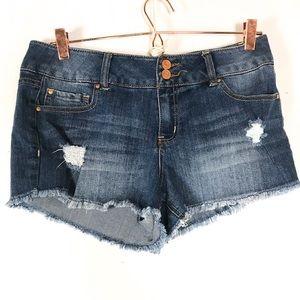 REFUGE • Denim Shorts | 8